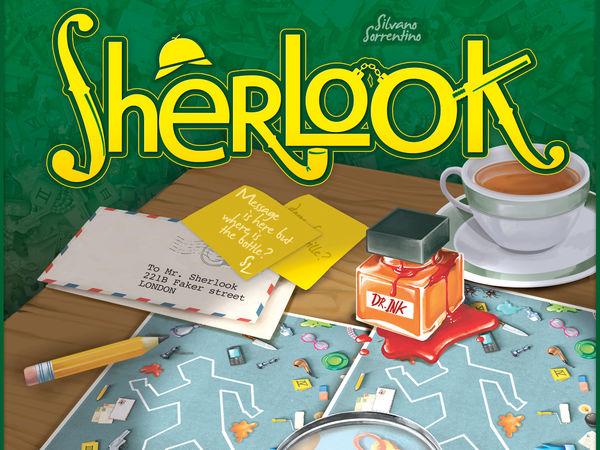 Bild zu Frühjahrs-Neuheiten-Spiel Sherlook