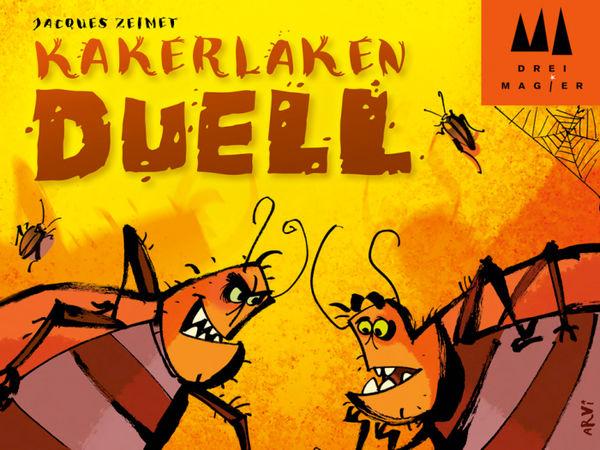 Bild zu Frühjahrs-Neuheiten-Spiel Kakerlaken Duell