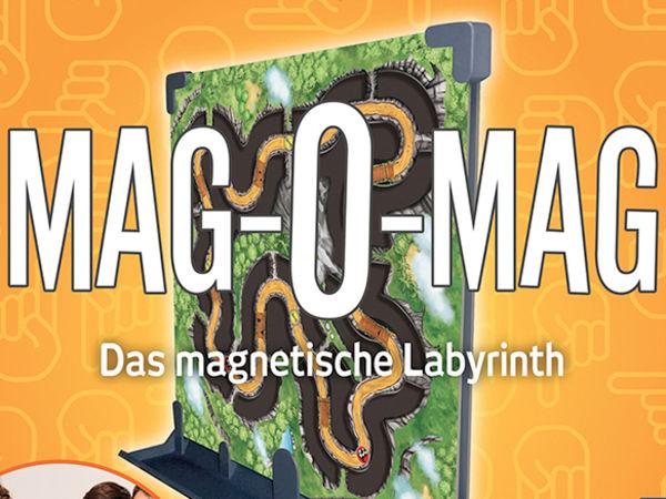 Bild zu Frühjahrs-Neuheiten-Spiel Mag-O-Mag: Das magnetische Labyrinth