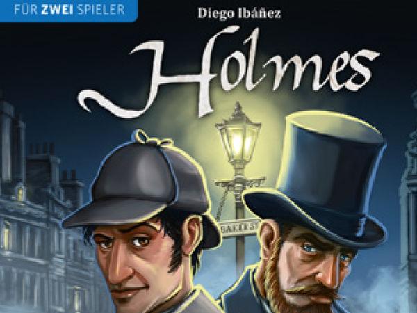 Bild zu Frühjahrs-Neuheiten-Spiel Holmes