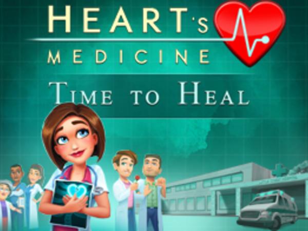 Bild zu HTML5-Spiel Heart's Medicine