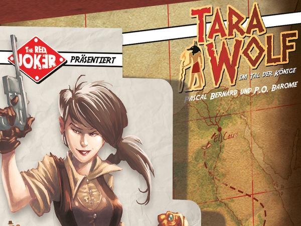 Bild zu Frühjahrs-Neuheiten-Spiel Tara Wolf: Im Tal der Könige