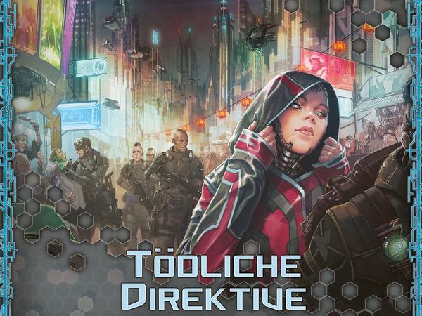 Bild zu Frühjahrs-Neuheiten-Spiel Android Netrunner: Tödliche Direktive
