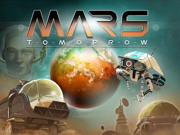 Bild zu Simulation-Spiel Mars Tomorrow