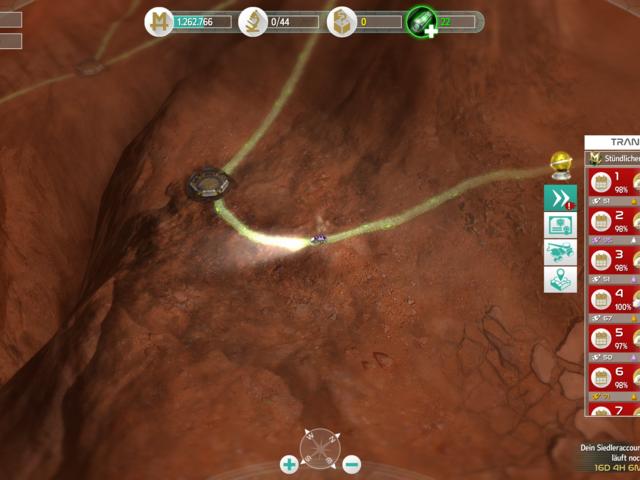 Mars Tomorrow Screenshot 1