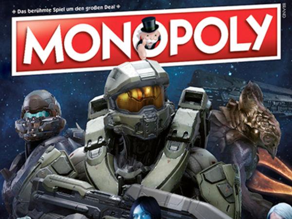 Bild zu Frühjahrs-Neuheiten-Spiel Monopoly: Halo