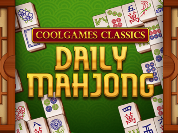 Bild zu Karten & Brett-Spiel Daily Mahjong