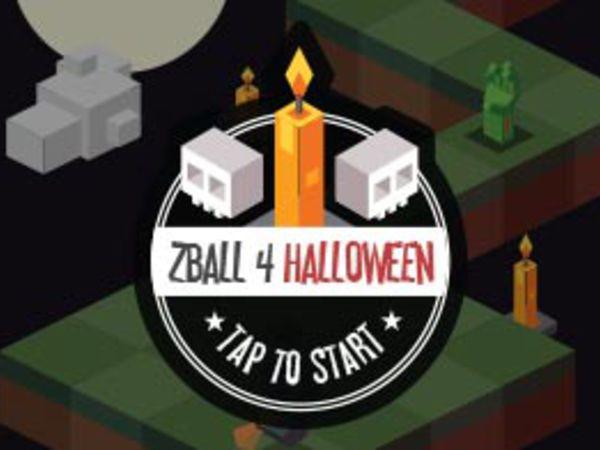 Bild zu Top-Spiel zBall 4 - Halloween