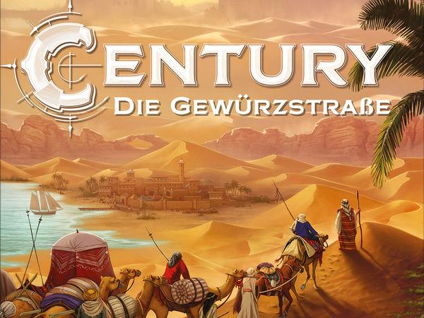 Bild zu Frühjahrs-Neuheiten-Spiel Century: Die Gewürzstraße