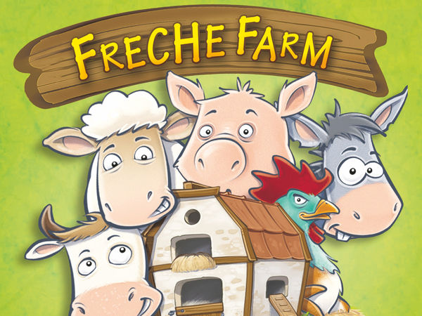 Bild zu Frühjahrs-Neuheiten-Spiel Freche Farm