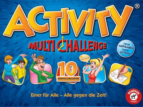 Bild zu Frühjahrs-Neuheiten-Spiel Activity Multi Challenge