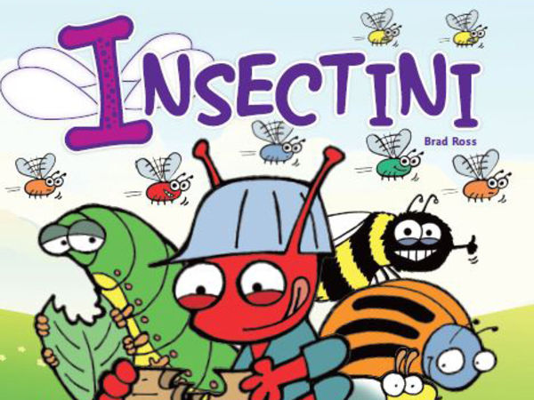 Bild zu Frühjahrs-Neuheiten-Spiel Insectini