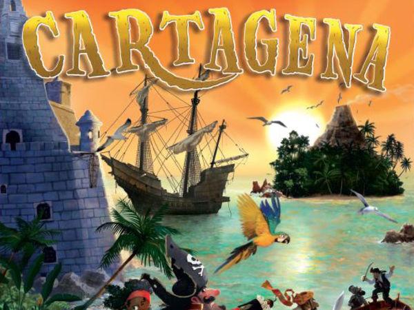 Bild zu Frühjahrs-Neuheiten-Spiel Cartagena