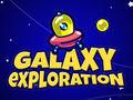 Denken-Spiel Galaxy Exploration spielen
