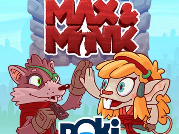 Bild zu Neu-Spiel Max & Mink