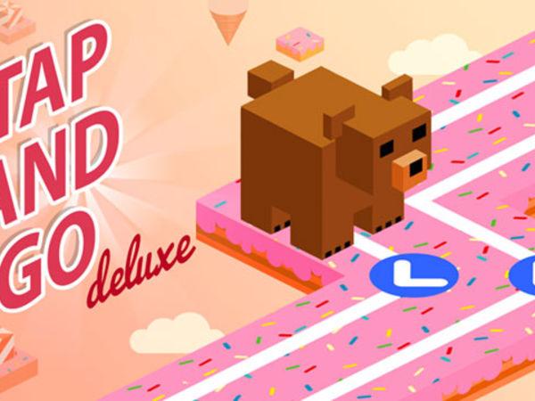 Bild zu Neu-Spiel Tap & Go Deluxe