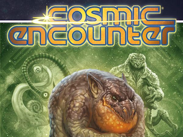 Bild zu Frühjahrs-Neuheiten-Spiel Cosmic Encounter: Kosmische Herrschaft