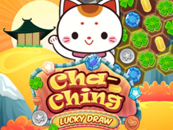 Bild zu Neu-Spiel Cha-Ching Lucky Draw