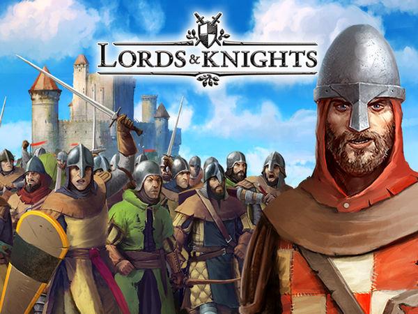 Bild zu Strategie-Spiel Lords & Knights