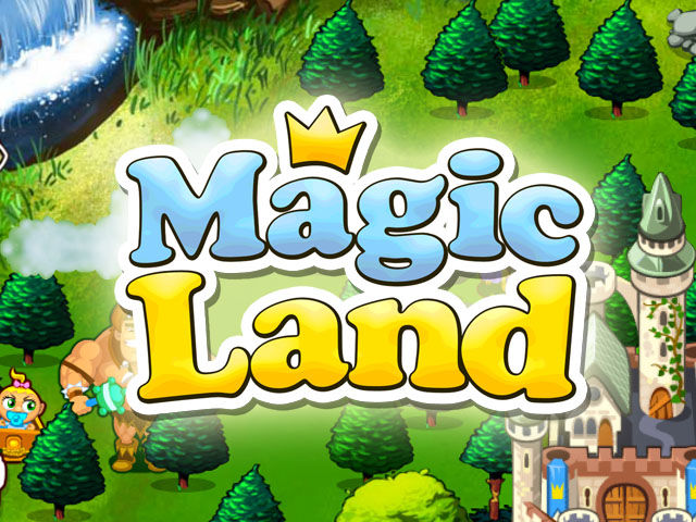 spiele magic land