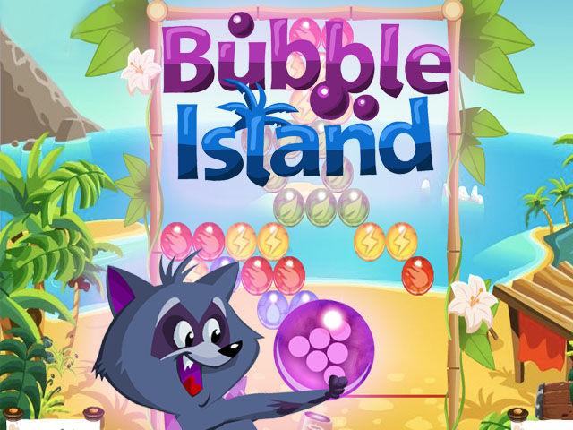 bubble island kostenlos online spielen auf alle facebookspiele. Black Bedroom Furniture Sets. Home Design Ideas