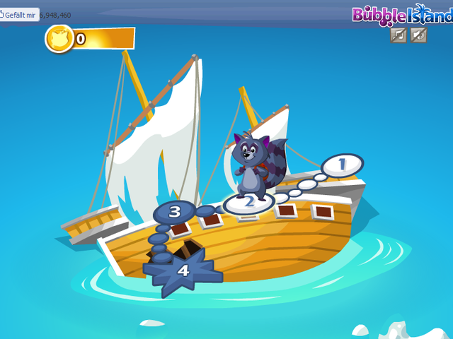 Bubble Island Screenshot 1