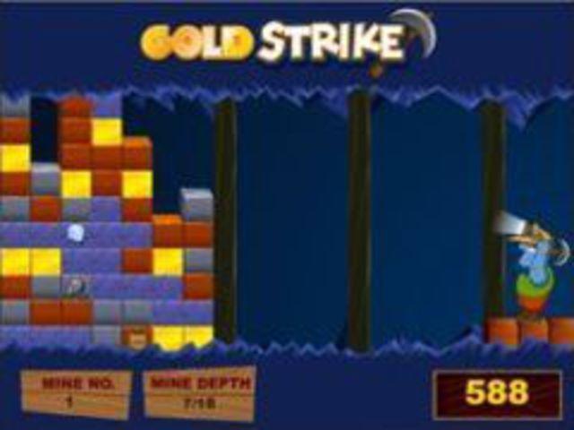 ich will spielen gold strike