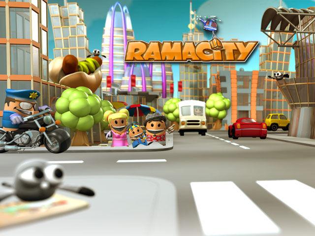 Spiele Ramacity