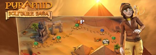 Pyramid Saga