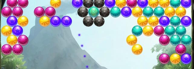 Bubble Safari Bubbles
