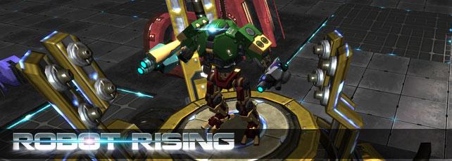 Roboter Kampf Spiele