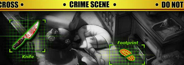 Criminal Case Tipps - Tatorte