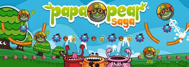 Papa Pear Saga spielen