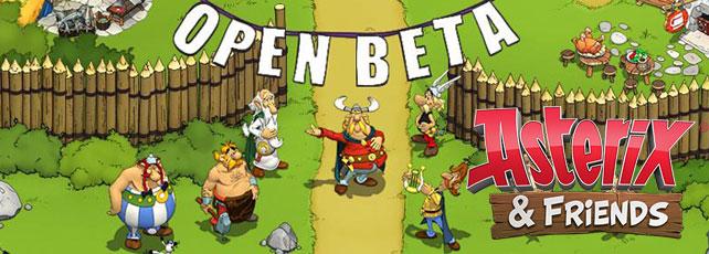 Asterix & Friends Beta Test
