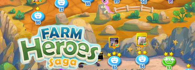 Farm Heroes Saga Tipps Level 81 bis 90