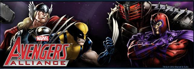 Marvel Avengers Alliance spielen