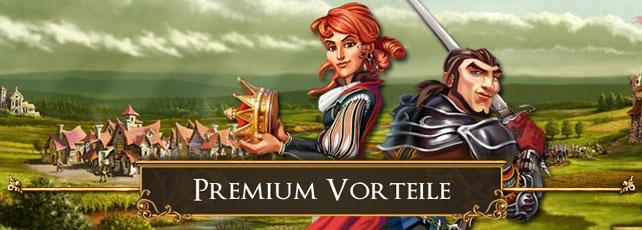 Die Siedler Online Premium