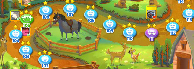 Farm Heroes Saga Tipps Level 101 bis 110