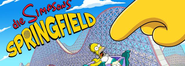 Die Simpsons Springfield spielen