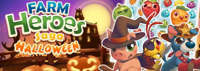 Farm Heroes Saga Halloween