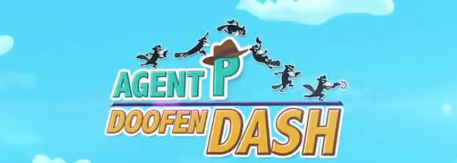Agent P DoofenDASH spielen Titel