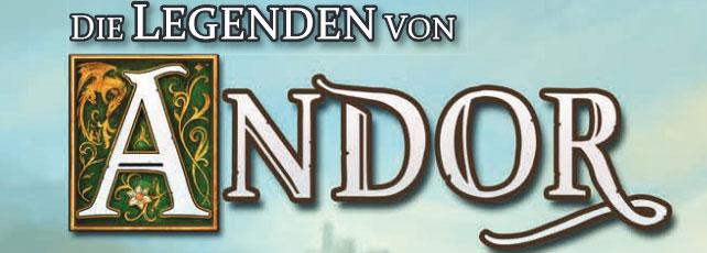 Die Legenden von Andor spielen Titel