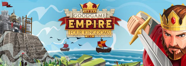 Empire: Four Kingdoms spielen Titel