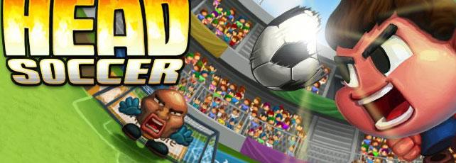 Head Soccer spielen Titel