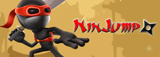 Ninja Jump Rooftops Feature