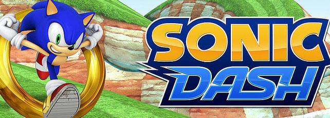 Sonic Dash spielen Titel