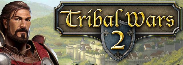 Tribal Wars 2 spielen Titel