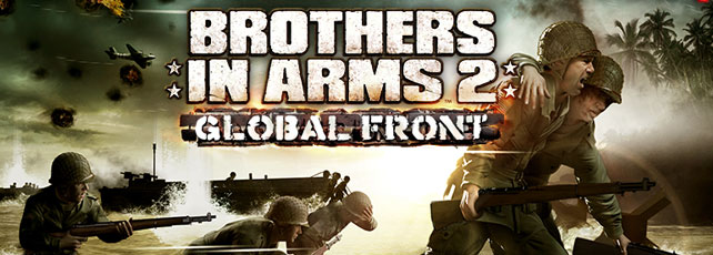 Brothers in Arms 2: Global Front spielen