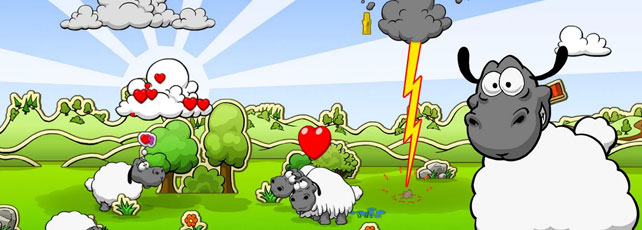 Clouds & Sheep spielen