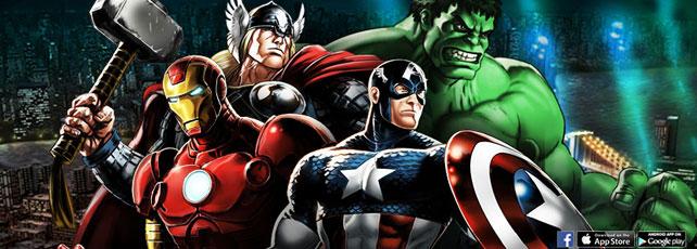 Avengers Alliance Tipps und Tricks Titel